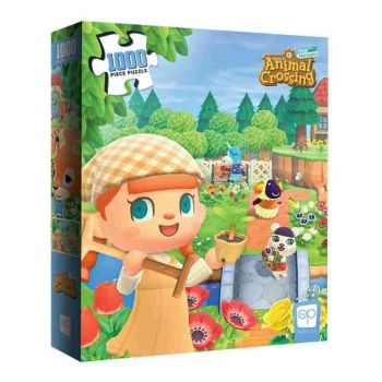 Animal Crossing puzzle New Horizons (1000 pièces)