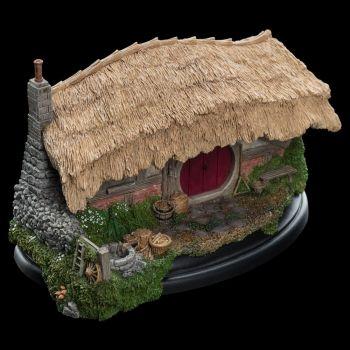 Le Hobbit Un voyage inattendu statuette Hobbit House of Farmer Maggot 12 cm