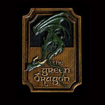 Le Seigneur des Anneaux aimant The Green Dragon