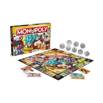 Dragon Ball Super jeu de plateau Monopoly *FRANCAIS*