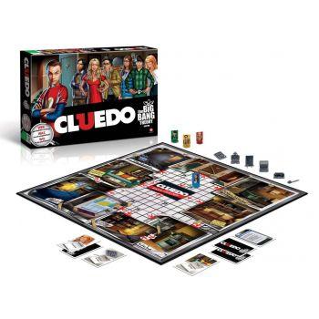 The Big Bang Theory jeu de plateau Cluedo *ALLEMAND*