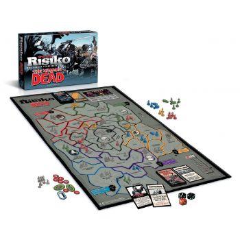 The Walking Dead jeu de plateau Risk *ALLEMAND*