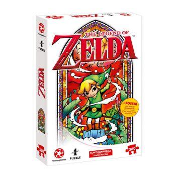 The Legend of Zelda Puzzle Link Wind's Reqiuem
