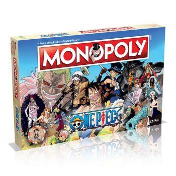 One Piece jeu de plateau Monopoly *ANGLAIS*