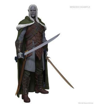 Dungeons & Dragons réplique 1/1 Drizzt Do'Urden (mousse/latex) 170 cm