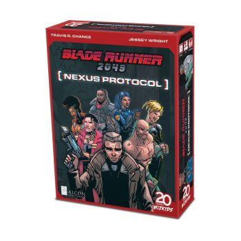 Blade Runner 2049 : Nexus Protocol jeu de cartes *ANGLAIS*