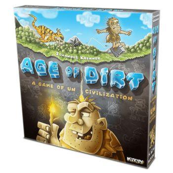 Age of Dirt : A Game of Uncivilization jeu de plateau *ANGLAIS*