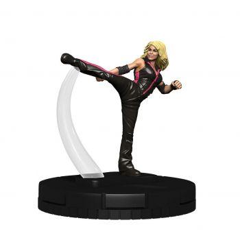 WWE HeroClix miniature Trish Stratus