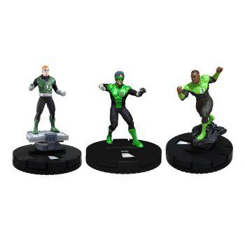 DC Comics HeroClix : Green Lantern Corps Monthly Organized Play Kit
