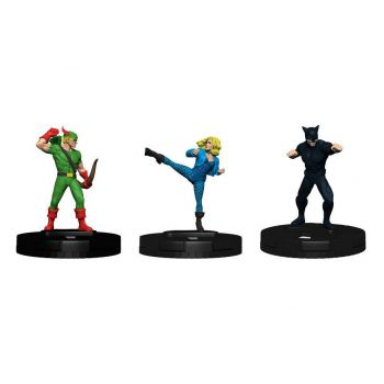 DC Comics HeroClix : Green Arrow and the Justice Society Monthly Organized Play Kit
