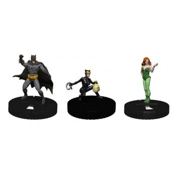 DC Comics HeroClix : Batman and Catwoman - Everyone Loves Ivy Monthly Organized Play Kit
