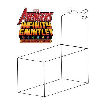 Marvel Dice Masters : Avengers Infinity Gauntlet présentoir Draft Packs (8) *ANGLAIS*