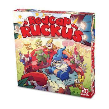 Redcap Ruckus jeu de plateau *ANGLAIS*