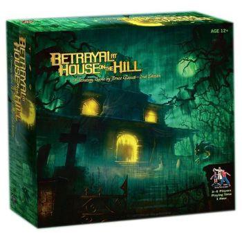 Avalon Hill jeu de plateau Betrayal at House on the Hill 2nd Edition *ANGLAIS*