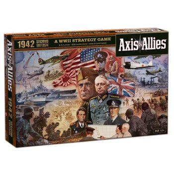 Avalon Hill jeu de plateau Axis & Allies 1942 2nd Edition *ANGLAIS*