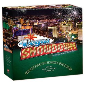 Avalon Hill jeu de plateau Vegas Showdown *ANGLAIS*