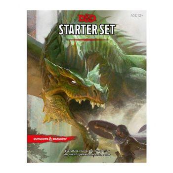 Dungeons & Dragons RPG Starter Set *ANGLAIS*