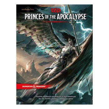 Dungeons & Dragons RPG Adventure Elemental Evil - Princes of the Apocalypse *ANGLAIS*