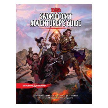 Dungeons & Dragons RPG Sword Coast Adventurer's Guide *ANGLAIS*