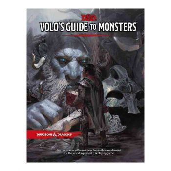 Dungeons & Dragons RPG Volo's Guide to Monsters *ANGLAIS*