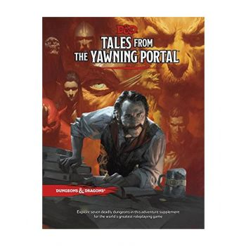 Dungeons & Dragons RPG Adventure Tales from the Yawning Portal *ANGLAIS*