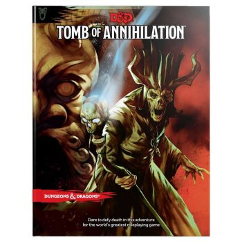 Dungeons & Dragons RPG Adventure Tomb of Annihilation *ANGLAIS*