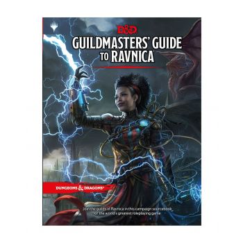 Dungeons & Dragons RPG Guildmasters' Guide to Ravnica *ANGLAIS*