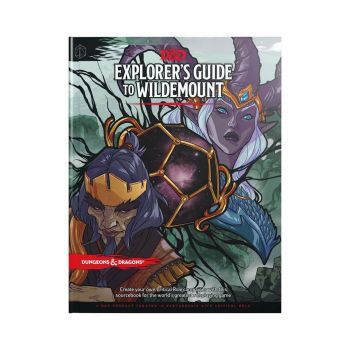 Dungeons & Dragons RPG Adventure Explorer's Guide to Wildemount *ANGLAIS*