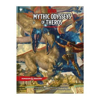 Dungeons & Dragons RPG Adventure Mythic Odysseys of Theros *ANGLAIS*