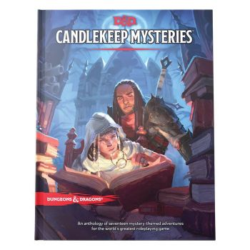 Dungeons & Dragons RPG Adventure Candlekeep Mysteries *ANGLAIS*