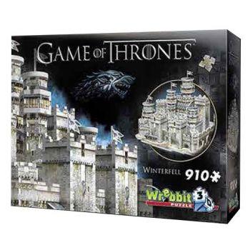 Le Trône de Fer Puzzle 3D Winterfell