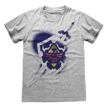 Legend Of Zelda T-Shirt Shield