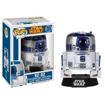 Star Wars POP! Vinyl Bobble Head R2-D2 10 cm