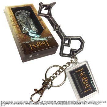 Le Hobbit porte-clés métal clé de Thorin