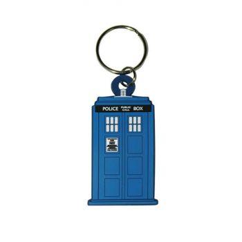 Doctor Who porte-clés Tardis