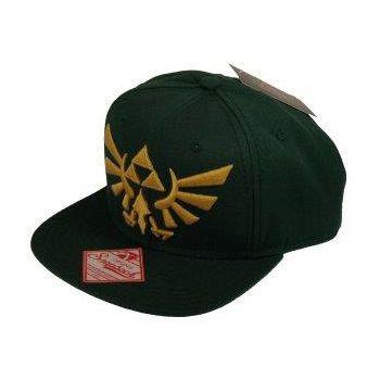 The Legend of Zelda casquette hip hop Snap Back Embroided Gold Logo