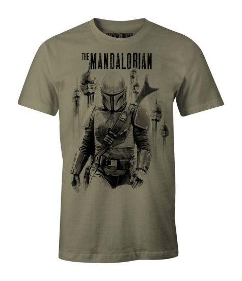Star Wars The Mandalorian T-Shirt The Mandalorian