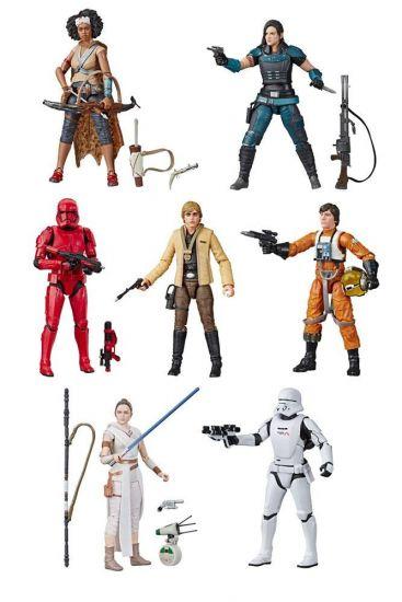Star Wars Black Series 2019 Wave 4 assortiment figurines 15 cm (8)