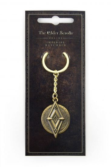The Elder Scrolls Online porte-clés métal Imperial