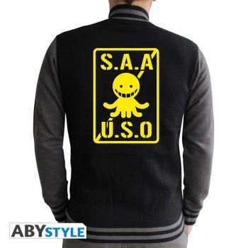 ASSASSINATION CLASSROOM - Teddy - -S.A.A.U.S.O- homme black/dark grey
