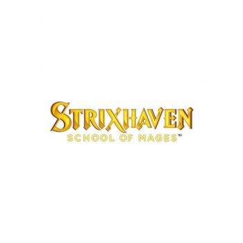 Magic the Gathering Strixhaven: School of Mages Bundle *ITALIEN*