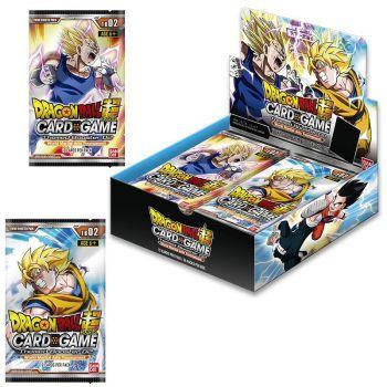 DRAGON BALL SUPER JCC - Theme Boosters 2  12 cartes