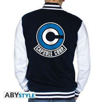 DRAGON BALL - Teddy - -Capsule Corp- homme navy/white