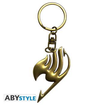 FAIRY TAIL - Porte-clés 3D -Emblème-