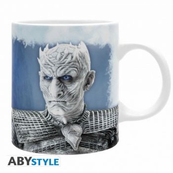 GAME OF THRONES - Mug - 320 ml - Roi de la Nuit 2 subli- Mate