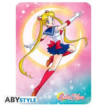 SAILOR MOON - Plaque métal -Sailor Moon- (28x38)