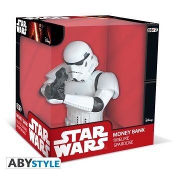 STAR WARS - Tirelire Stormtrooper