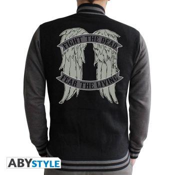 THE WALKING DEAD - Teddy - -Angel Wings- homme black/dark grey