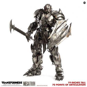 Transformers The Last Knight figurine 1/6 Megatron Deluxe Version 48 cm