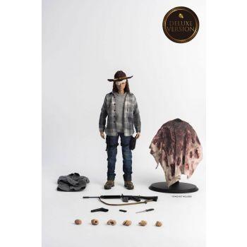 The Walking Dead figurine 1/6 Carl Grimes Deluxe Version 29 cm